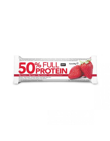 50% Full Protein Bar QNT
