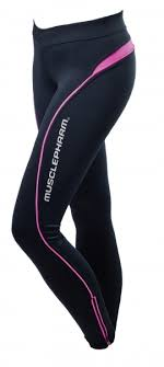 Ladies legging 3/4   MusclePharm