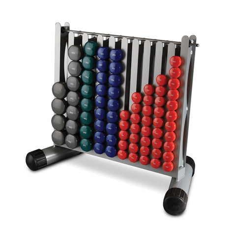 Dumbell Rack Aerobic/Soft