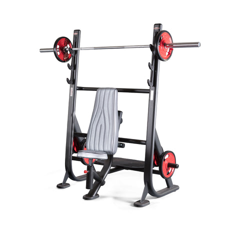 OLYMPIC SHOULDER BENCH  FIT EVO