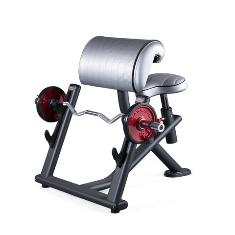 SEATED CURL BENCH FIT EVO