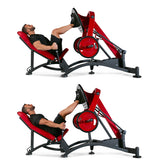 LEG PRESS BRIDGE FREEWEIGHT