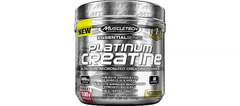 Creatine Platinum   MuscleTech
