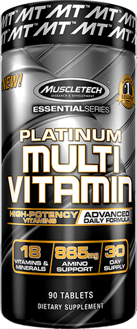 Platinum Multivitamine   MuscleTech