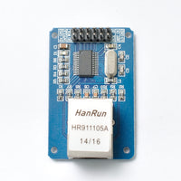 ENC28J60 board for Raspberry Pi Zero and other Pi/Arduino