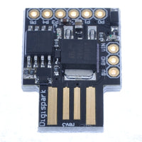 Digispark ATtiny 85 development board straight