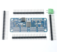 PCA9685 PWM driver 16-channel 12-bit for servos, LEDs or other PWM