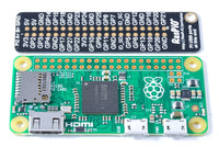 RasPiO Portsplus 3 fits Pi3B plus and all 40 pin Raspberry Pi