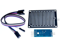 Raindrop sensor kit with wires bottom