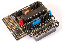 RasPiO Duino - Low Cost Easy Way into Arduino Programming on the Raspberry Pi