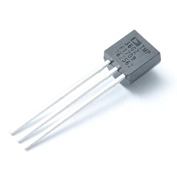 TMP36 temperature sensor from Analog Devices