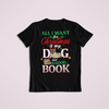 DG 004 | All I want for Christmas is my Dog & a Good Book