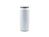 Dkw_SMCn_004 | 500ml Stainless Steel Soda Can with Straw (White)