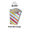 Pk_Pa_C04 | Fries Box Large -Stripes