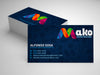 Mako - Business Cards