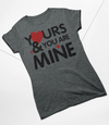 DG VD0015 | Yours & You are mine