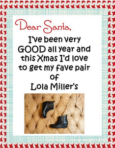 Lola Miller's Holiday Gift Ideas 🎄🎅🎁