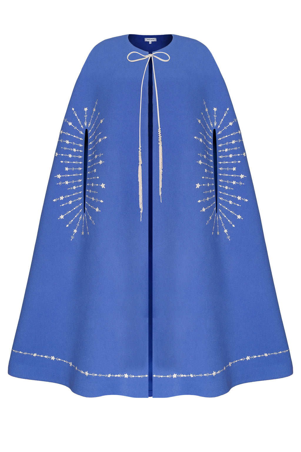 STARRY SKY blue cape