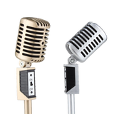 NMC01 Vintage Style Desktop Microphone - Special 30% Off Introductory Deal With Free Shipping - Amateur Home Studio