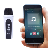 NVM02XX Mini All-in-one Portable Karaoke Microphone For Android/IOS Phones - Special Deal 50% off! - Amateur Home Studio