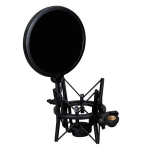 ASM03A Professional Shock Mount with Pop Filter - Amateur Home Studio