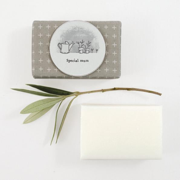 Wrapped soap - Special mum