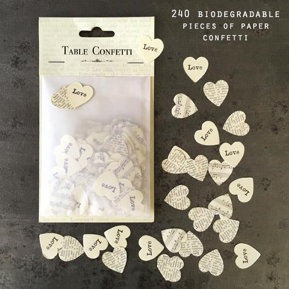 1156 Table Confetti Hearts