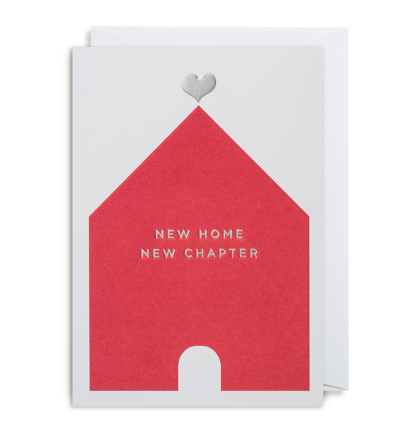 1413 Kelly Hyatt - New Home Card - Mrs Best Paper Co.