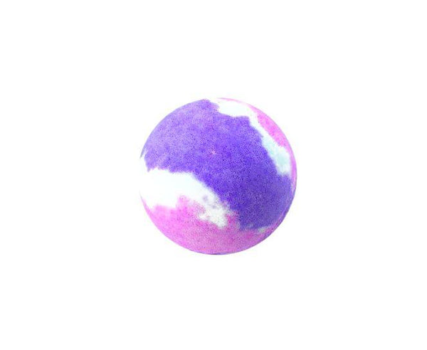Daisy Rainbow Purrfect Treat Bath Bomb - 130g - Mrs Best Paper Co.