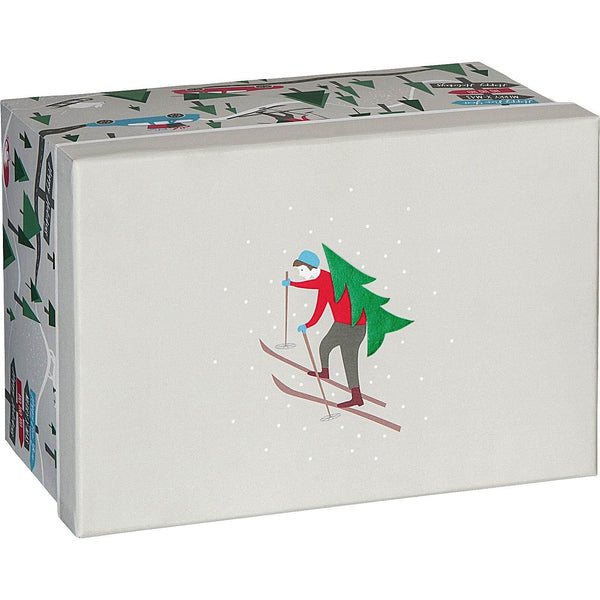 Aspen Christmas Gift Box - Extra Large
