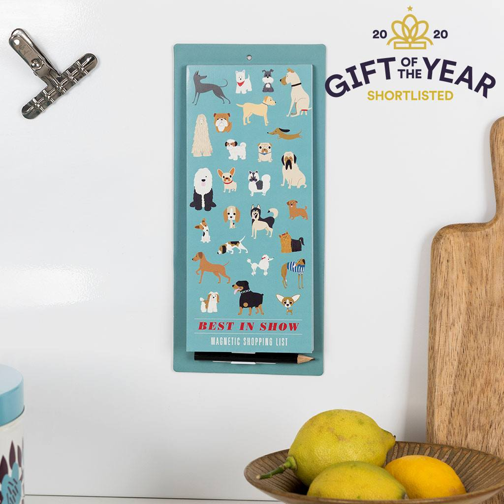 Best In Show Magnetic Shopping List 28842