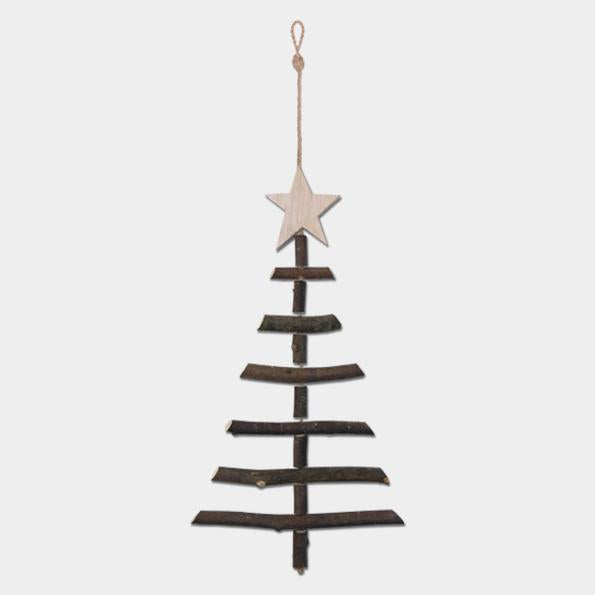 Twig Christmas tree - Small