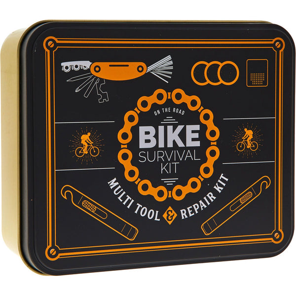 GENTLEMEN'S HARDWARE Black Bike Repair Kit