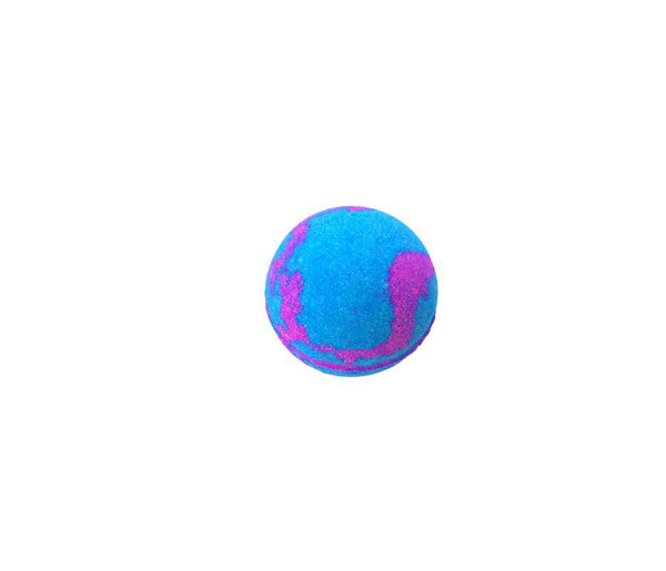 Daisy Rainbow Melon Blast Bath Bomb - 130g - Mrs Best Paper Co.