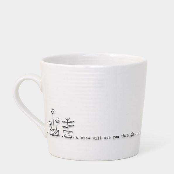 Wobbly mug - A brew will see you through