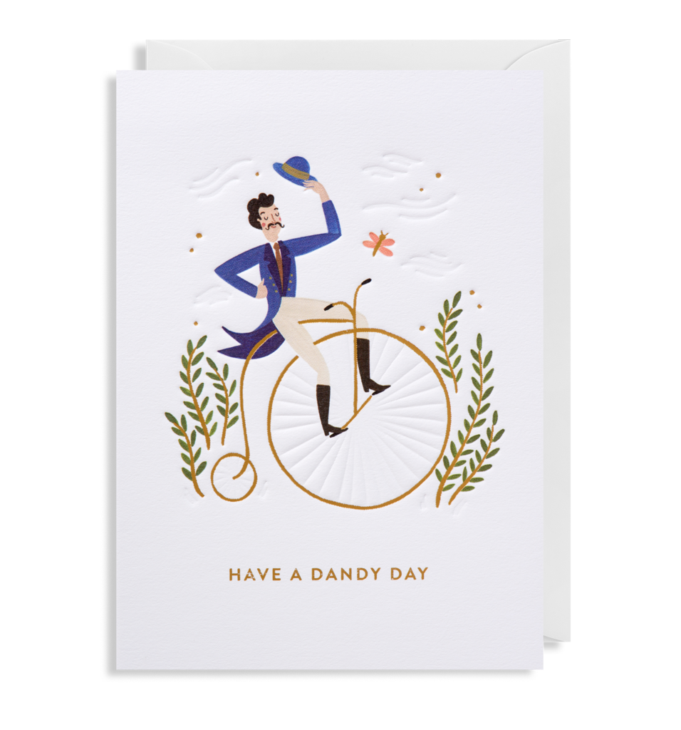 6639 - Greeting Card Have a Dandy Day