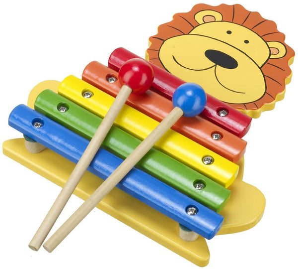 Orange Tree Toys Lion Xylophone
