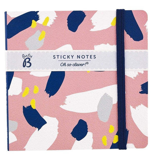 BUSY B STICKY NOTES - Mrs Best Paper Co.