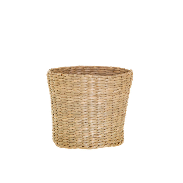 Small Woven Seagrass Planter