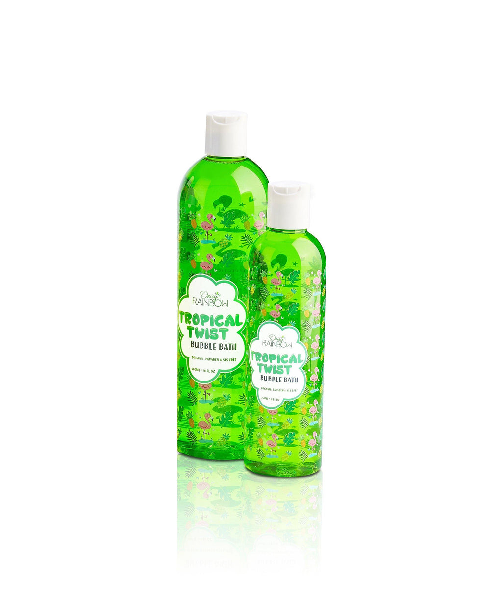 Daisy Rainbow Tropical Twist Bubble Bath - 250ml - Mrs Best Paper Co.