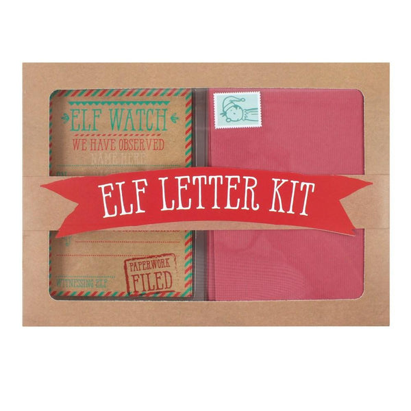 Christmas Elf Letter Kit
