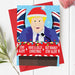 Boris Johnson Funny Lockdown Christmas Card