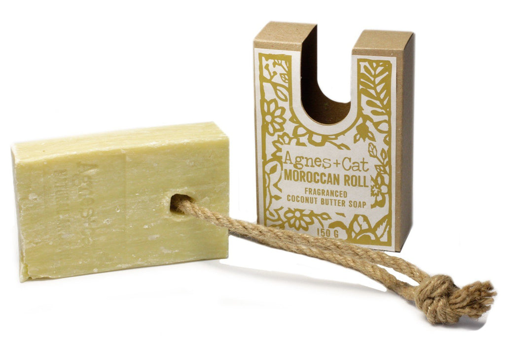 Soap on a Rope - Moroccan Roll ACSR-04
