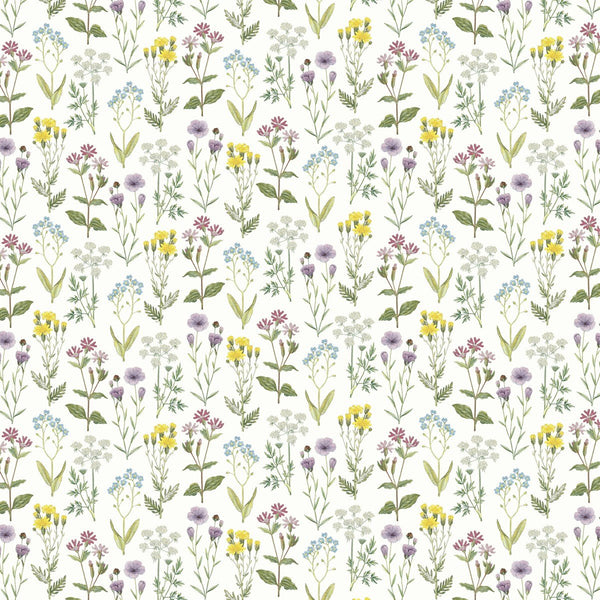 Wildflowers Wrapping Paper - Single Sheet