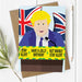 Boris Johnson Funny Birthday Card