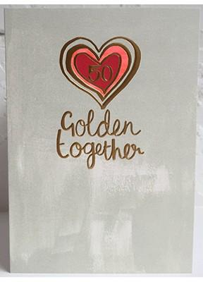 Golden Wedding (WH1716) - Mrs Best Paper Co.