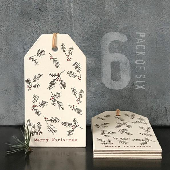 2302 Six Label pack-Cream berries - Mrs Best Paper Co.