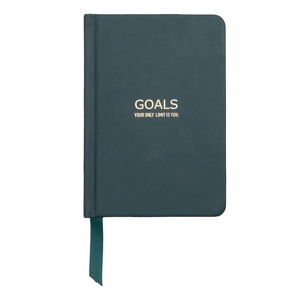 A6 Goals Notebook - Mrs Best Paper Co.