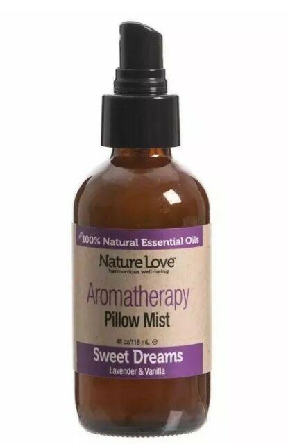Nature Love Aromatherapy Pillow Mist - Lavendar & Vanilla