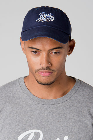 Navy Blue Dad Hat
